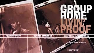 Group Home – Livin' Proof  (Full Album) 1995