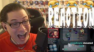 You Laugh You Donate | Dan Ex Machina Reacts