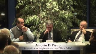 preview picture of video 'Dibattito Giustizia e Legalità a Opera (6) Antonio Di Pietro'