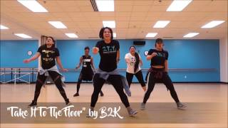 """B2K - """"Take It To The Floor"""" - Commit To You Choreo"""