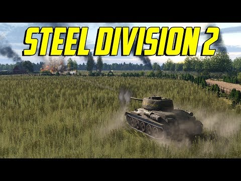 Steel Division 2 - The Worst Commander