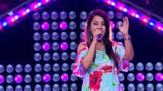 "Surekha Chettrai - ""Kusume Rumal"" - Blind Audition - The Voice of Nepal 2018"
