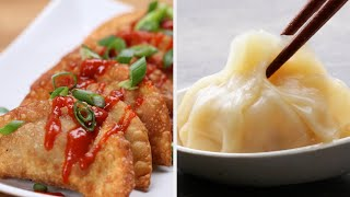 5 Ways To Make Delicious Dumplings • Tasty