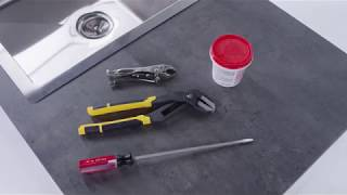 Watch How to Install an Elkay Faucet, Soap Dispensers and Drain