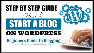 How To Create A Free Website/Blog on Wordpress.com: Tutorial