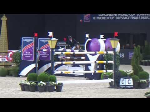 Emerald van t Ruytershof - Paris - W-Cup Final Part II - JO