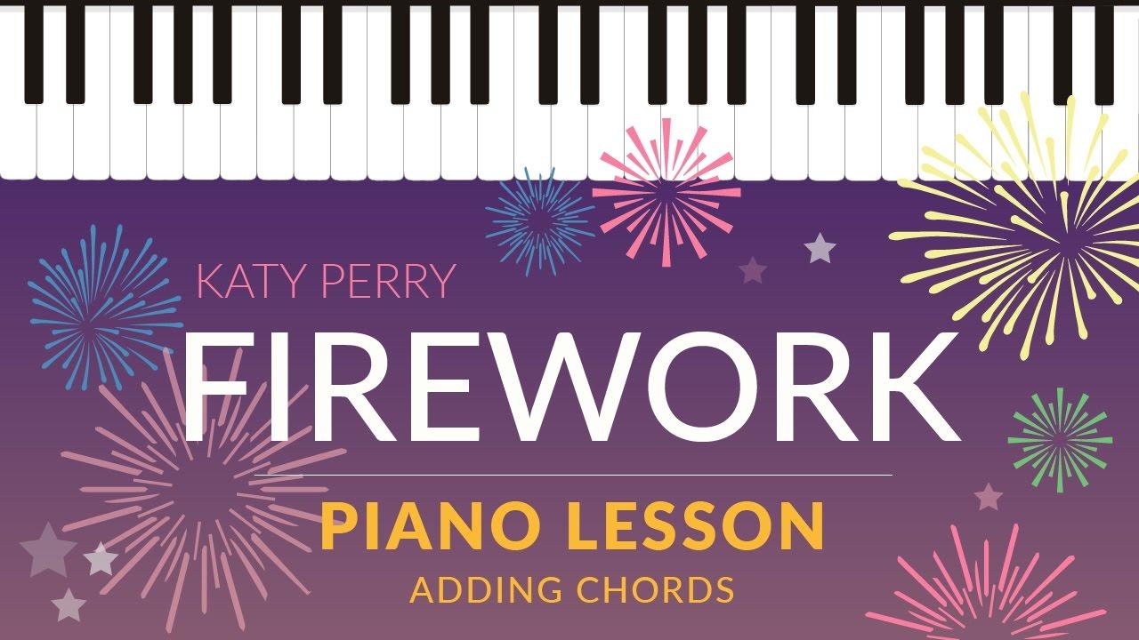 Firework (Adding chords)