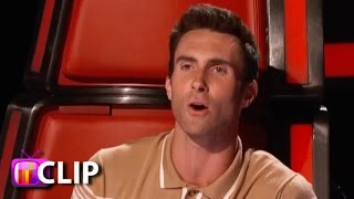 The Voice Preview: Adam Makes Fun Of Blake's Music