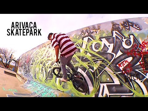 BMX - Finesse Krew at Arivaca Skatepark