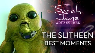 Приключения Сары Джейн, The Slitheen: Best Moments | The Sarah Jane Adventures