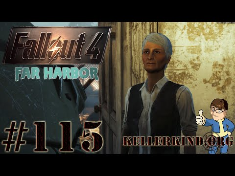 Fallout 4 - Far Harbor #115 - Krabbelige Krabbelviecher ★ Let's Play Fallout 4 [HD|60FPS]