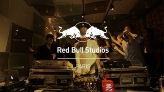 Riton - Live @ Boiler Room x Red Bull Studios Paris 2013
