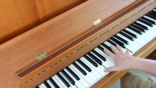 Martin Garrix & Brooks - Byte (Piano Arrangement By Danny)