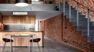 52 Industrial Kitchen / Interior Design Ideas