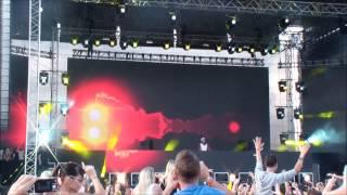 Avicii live Wake Me Up @ Lake Festival 2013 in Graz [Full HD]