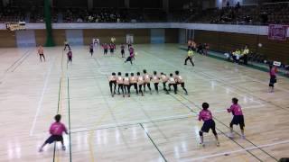春の全国小学生ドッジボール選手権富山県大会決勝Shimozekivs針原パイレーツ第2セット
