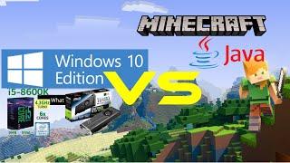 minecraft java vs bedrock - TH-Clip
