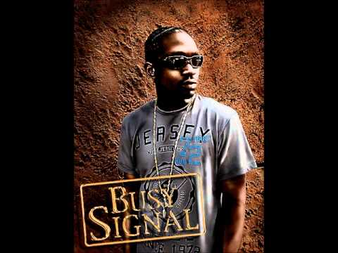 Busy Signal - Between boy eyes {Owl City}