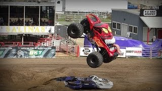 Monster Jam 2015 (Salinas, California)