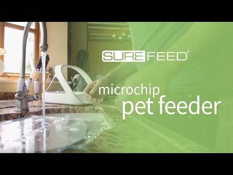 How to clean your SureFeed Microchip Pet Feeder