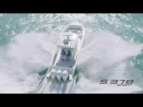 Pursuit S 378 Sport video