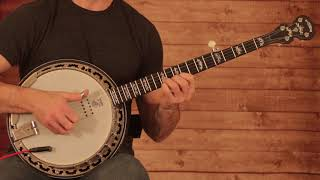 """The Dead South """"In Hell I'll Be In Good Company"""" Banjo Lesson (With Tab)"""