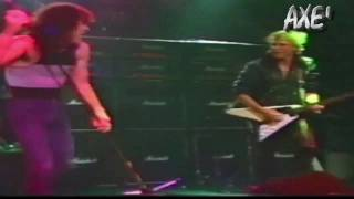 MICHAEL SCHENKER [ REPEAT/ LOST HORIZON ] LIVE HAMBURG 1981 HD