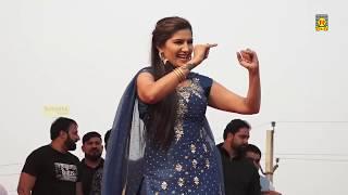 Sapna New Song In Delhi | It's A Very Nice Song Of Sapna | Tere Nazar Lag Jaagi | Trimurti