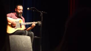 Justin Furstenfeld - Angel - Open Book Tour 2014 - Nuremberg 23.10.2014
