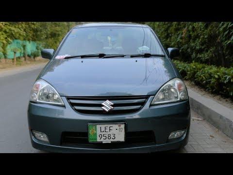 Suzuki Liana 1.6 Eminent 2007 | Owners Review