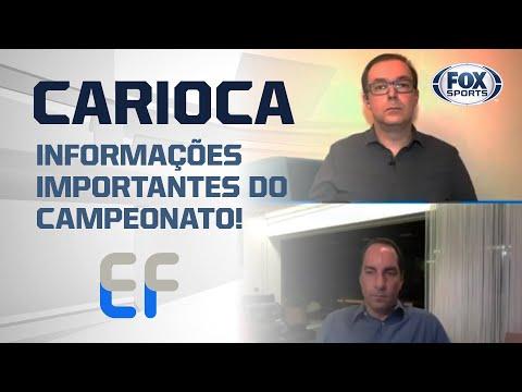 CAMPEONATO CARIOCA VOLTANDO NA QUINTA-FEIRA?; Veja todas as informações