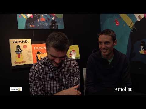 Rencontre avec Michaël Escoffier et Matthieu Maudet - Ecole des loisir