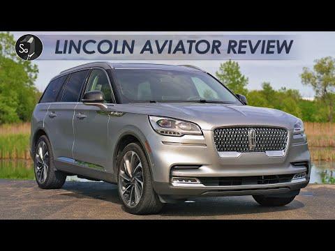External Review Video tNrffrN5TIU for Lincoln Aviator & Aviator Grand Touring Crossover SUV (2nd gen)