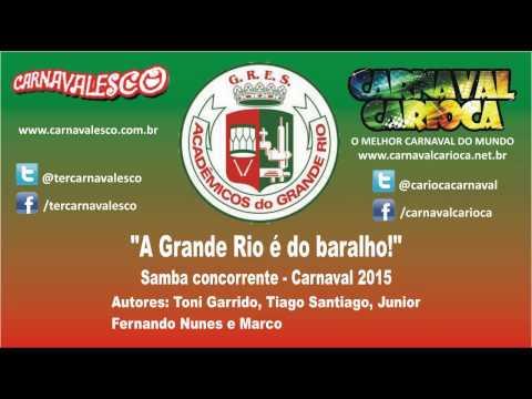 Música Grande Rio 2015
