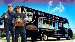 Quán Ăn Lưu Động Của Người Việt Ở Mỹ   Food Truck Vietnam