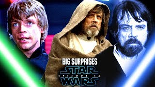 Star Wars! Big Surprises Of Luke Coming In Episode 9 & More! (Star Wars News)