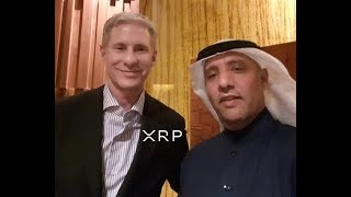 Ripple Chairman In The Middle East  And Protect Your XRP From SIM Swap Attacks