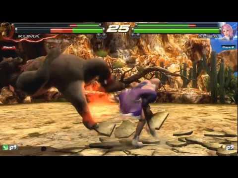 Видео № 1 из игры Fighting Edition (Tekken 6+Soul Calibur 5+Tekken Tag Tournament 2) [X360]