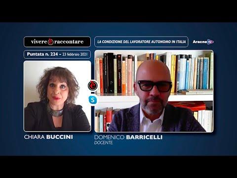 Anteprima del video Domenico BARRICELLILa condizione del lavoratore autonomo in Italia