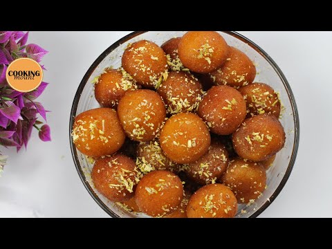 Gulab Jamun Recipe By Cooking Mount