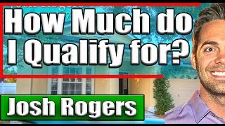 How much of a mortgage can I qualify for?