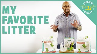 The Best Litter out there = Sustainably Yours!