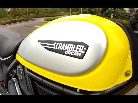 2017 Ducati Scrambler Icon in Harrisburg, Pennsylvania - Video 1