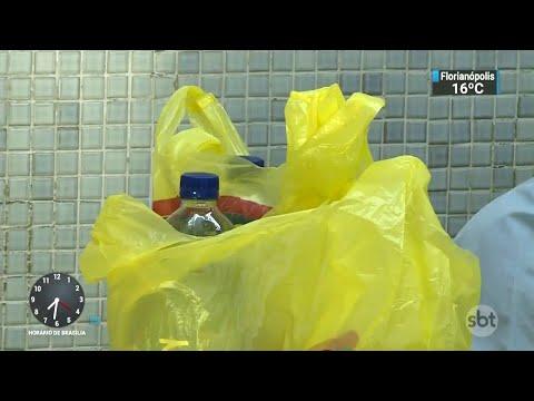 RJ vai proibir uso de sacolas plásticas em supermercados