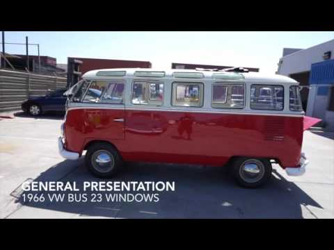 Video of '66 Bus - LXMU