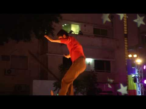 Performance Europa @ White Night Tel Aviv 2017
