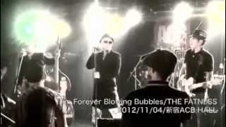 THE FATNESS「I'm Forever Blowing Bubbles」
