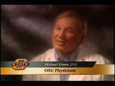 "Video OSU Medicine: ""Living the dream of being a rural physician..."""