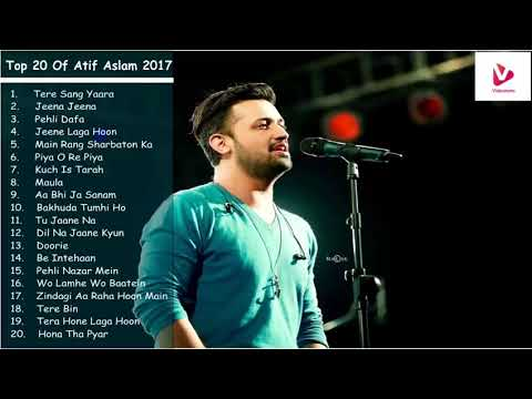 Download Best Of Atif Aslam | Top 20 Songs | Jukebox 2018 HD Mp4 3GP Video and MP3