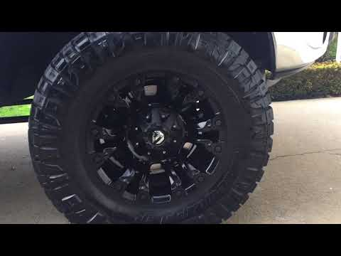 FUEL VAPOR RIMS w/ Nitto Ridge Grapplers 1 Year Review